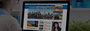Создание дизайна новостного портала в Черкассах